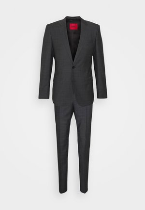 HENRY GETLIN SET - Suit - charcoal