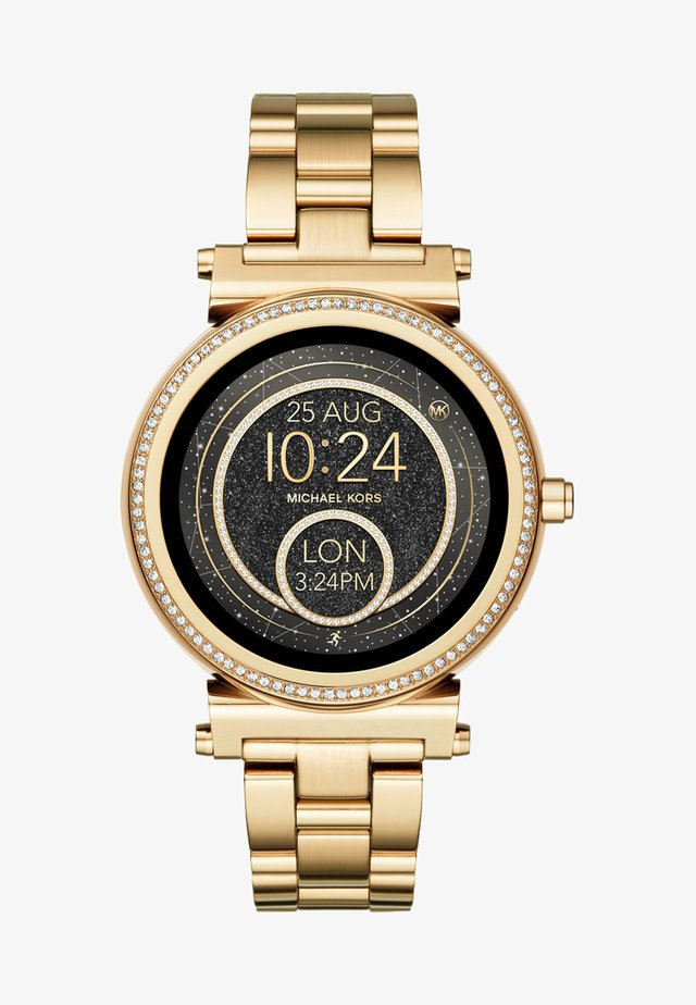 SOFIE - Smartwatch - gold-coloured