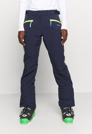 CHASE - Snow pants - dark blue