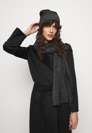 WOMEN XMAS SET - Scarf - black