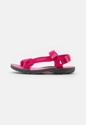 UNISEX - Chodecké sandály - pink/rosé