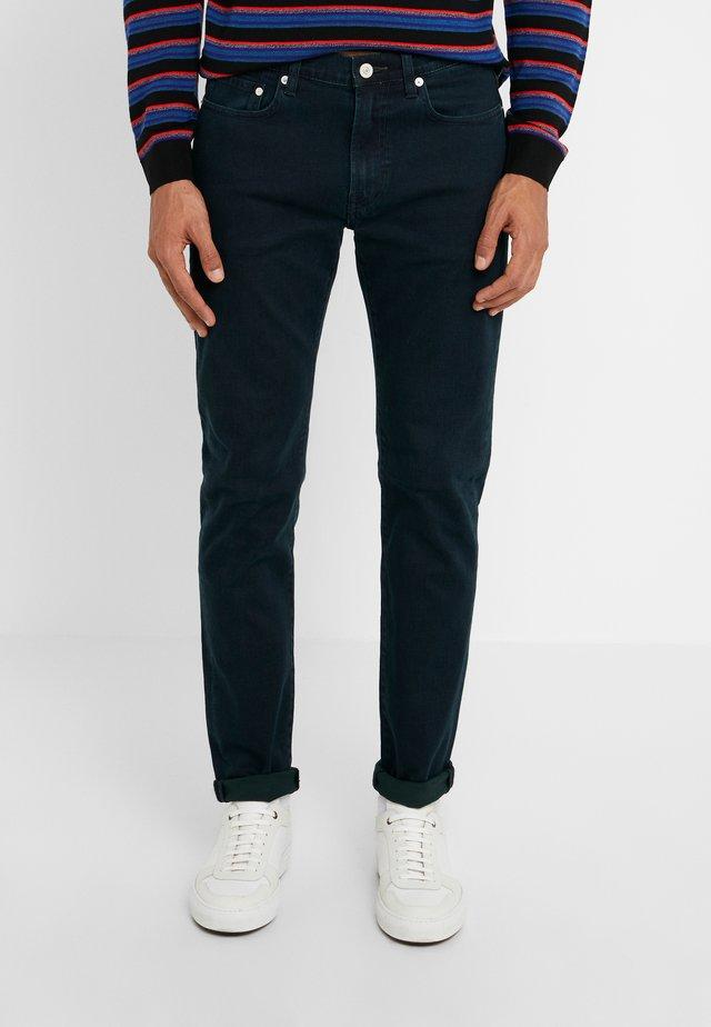Jean slim - dark-blue denim