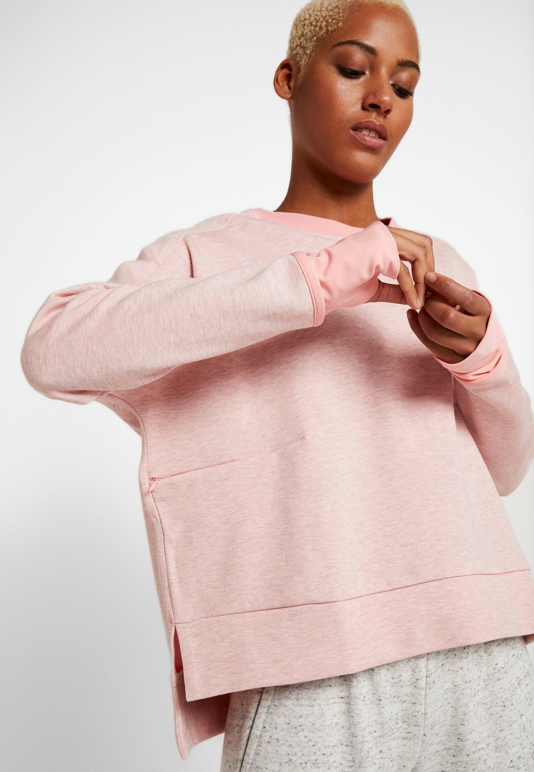 adidas Performance CREW - Sweatshirt - pink