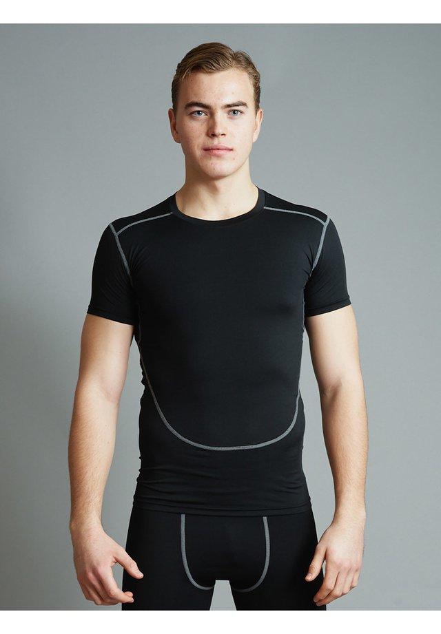 BALLER&QUOT - T-shirt med print - black
