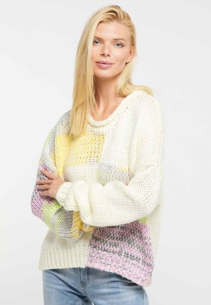 Jumper - light yellow