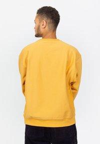 Carhartt WIP - AMERICAN SCRIPT - Sweatshirt - winter sun - 2