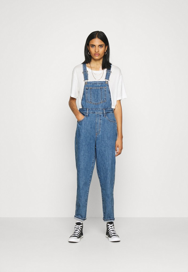 Levi's® - TAPERED OVERALL - Salopette - crazy blue