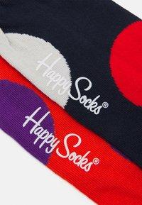 Happy Socks - 2 PACK JUMBO DOT SOCK UNISEX - Socks - multi - 1