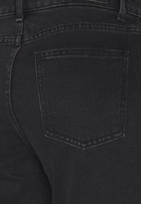 ONLY Petite - ONLEMILY HWLNG SHORTS  - Shorts di jeans - black - 2