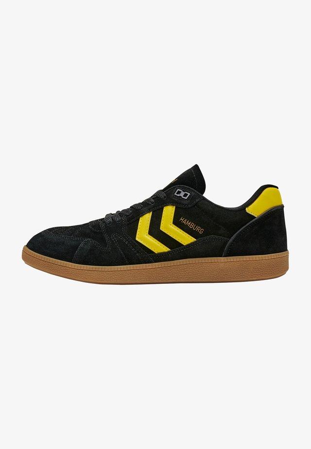 HB TEAM  - Sneakersy niskie - black