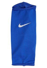 Nike Performance - MERCURIAL LITE - Schienbeinschoner - racer blue/black/silver - 4