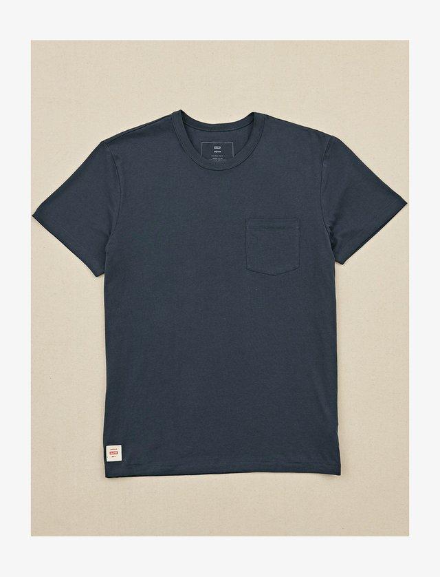 T-shirt basique - midnight