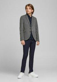 Jack & Jones Junior - JJEPHIL - Blazer jacket - grey melange - 1