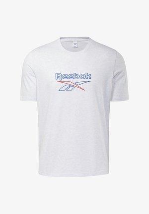 CLASSICS VECTOR T-SHIRT - T-shirt con stampa - white