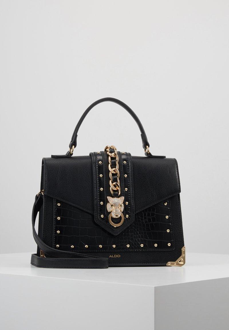 ALDO - VOALLAN - Handbag - black