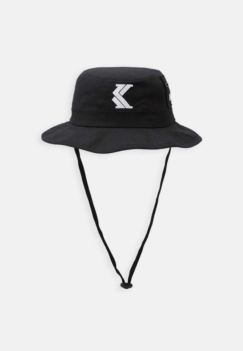 Karl Kani - FISHER HAT  - Hoed - black