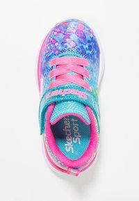 Skechers - WAVY LITES - Tenisky - multicolor/hot pink - 1