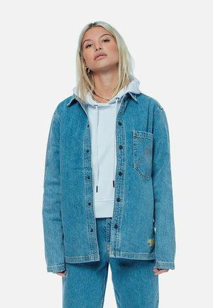 Denim jacket - moon