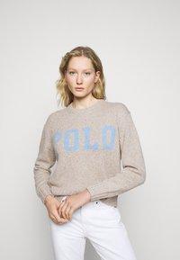 Polo Ralph Lauren - CLASSIC LONG SLEEVE - Pullover - multi - 3