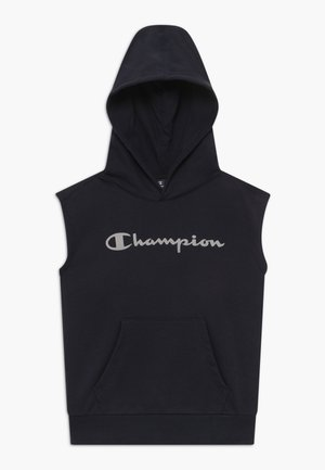 LEGACY AMERICAN CLASSICS SLEEVELESS HOODED - Mikina s kapucí - dark blue