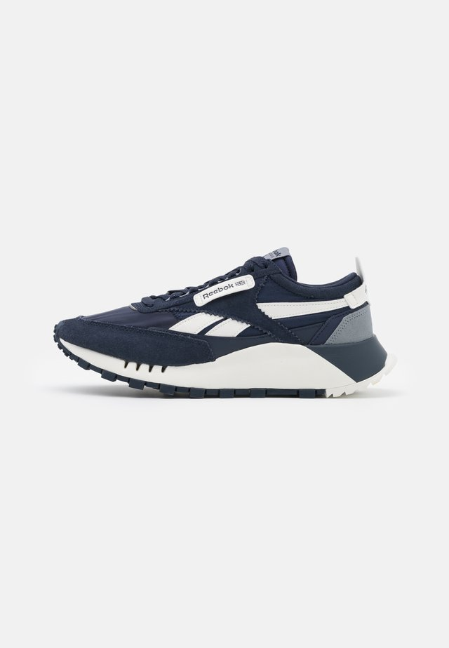 LEGACY UNISEX - Sneakers - vector navy/chalk/cold grey
