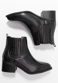 Glamorous Wide Fit - Ankelboots - black - 3