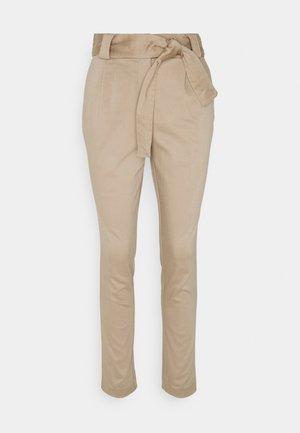 Spodnie materiałowe - chamois
