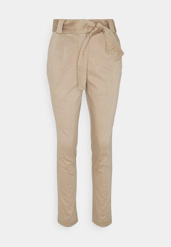 Trousers - chamois