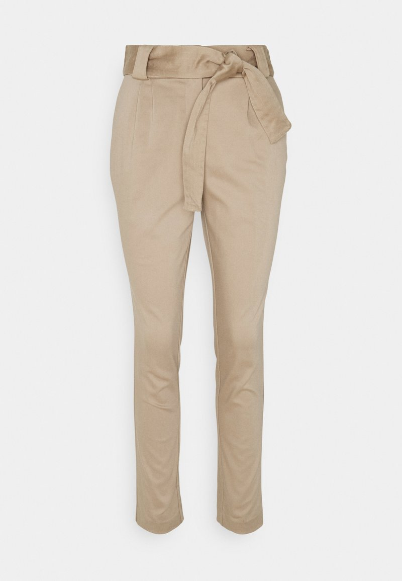 Morgan - Trousers - chamois
