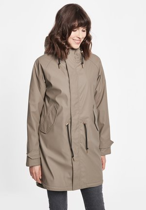 Travel Cozy MONO - Parka - brindle