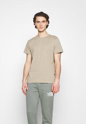 BASE - Basic T-shirt - rock