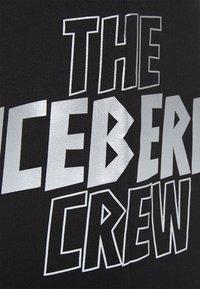 Iceberg - PANT THE CREW - Tracksuit bottoms - nero - 5