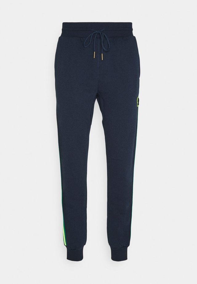 OWN BRAND TRACK - Tracksuit bottoms - navy