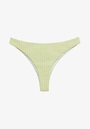 Bikini pezzo sotto - limoen