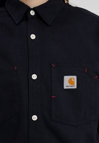 Carhartt WIP - TONY UTAH - Shirt - dark navy rigid - 5