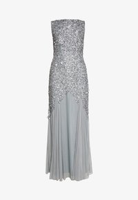 Lace & Beads - PRIYA MAXI - Gallakjole - grey - 3
