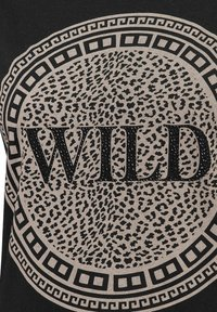 Key Largo - WT CIRCLE - Print T-shirt - schwarz - 1