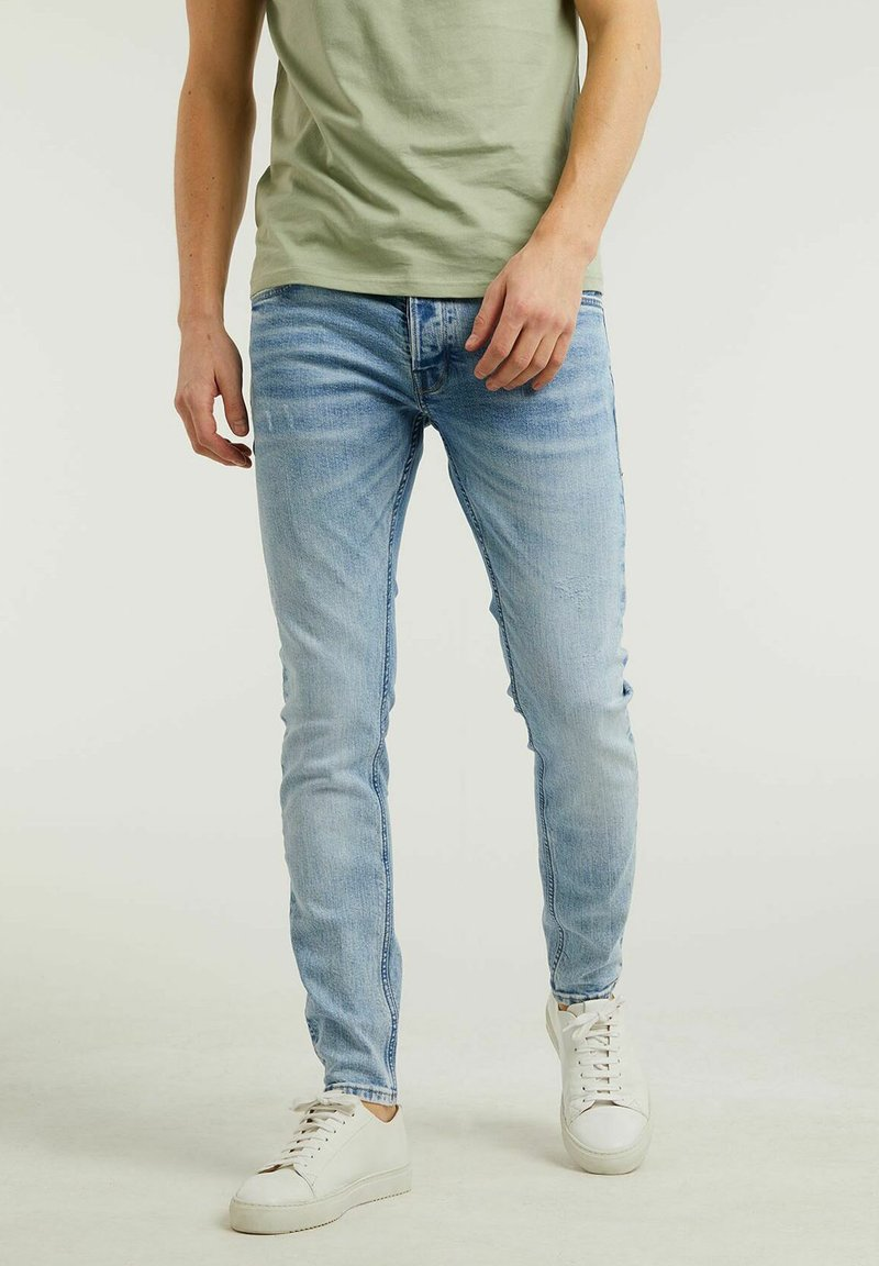 CHASIN' - Slim fit jeans - blue