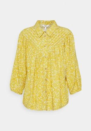OBJHESSA - Button-down blouse - bamboo