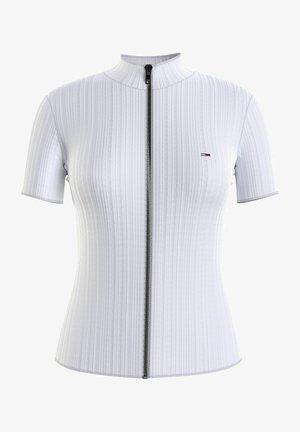 TJW - Print T-shirt - white
