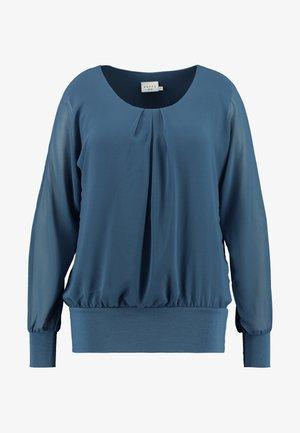 KCMAYA BLOUSE - Blus - orion blue