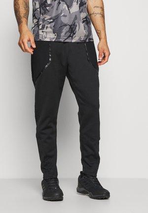 JAMES BOND ATHLETICS SPORTS - Teplákové kalhoty - black