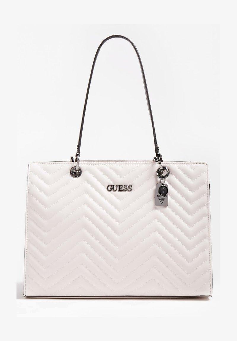 Guess - Handbag - mehrfarbig, weiß