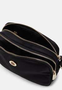 Tommy Hilfiger - POPPY CROSSOVER - Across body bag - black - 2