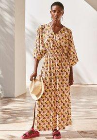 Next - KAFTAN   - Maxi dress - pink - 0