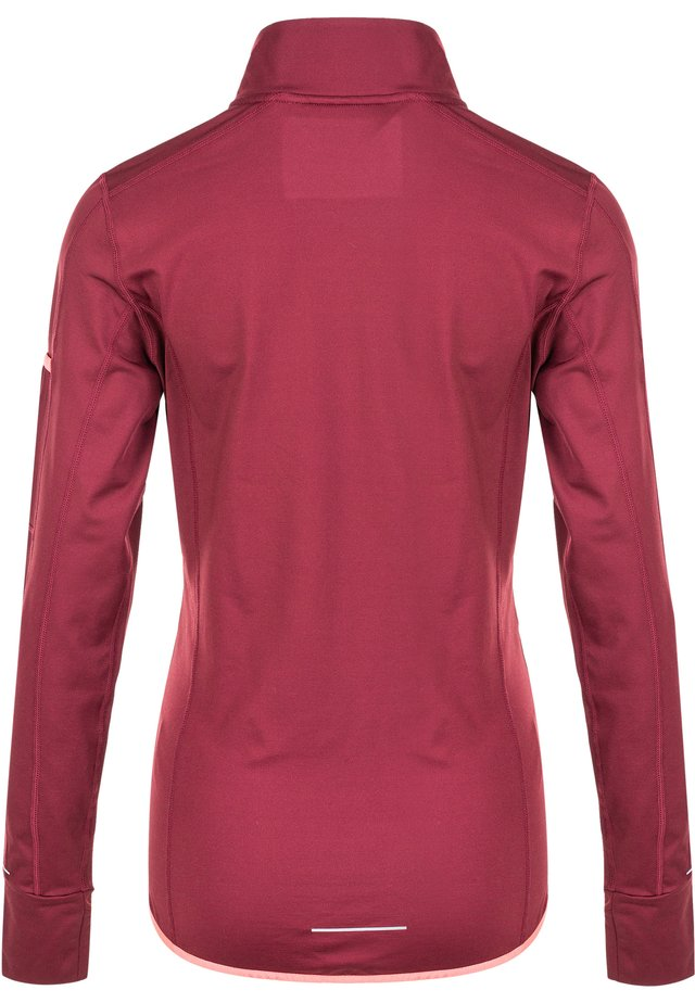 VELIKA - Sports shirt - 4132 tawny port