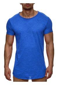INDICODE JEANS - WILBUR - Print T-shirt - blau - 2