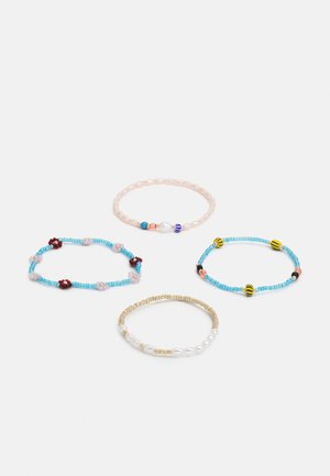 LOLLA BRACLET 4 PACK - Armband - gold-coloured/multi