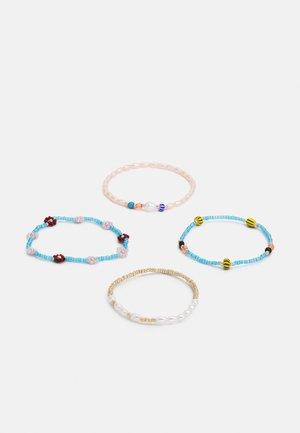 LOLLA BRACLET 4 PACK - Bracelet - gold-coloured/multi
