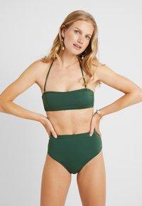 Anna Field - SET 2 PACK - Bikini - oliv/black - 2